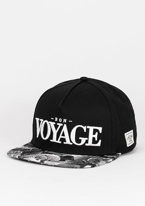 Cayler & Sons C&S WL Cap Bon Voyage black/white