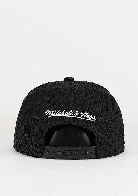 Mitchell & Ness Black & White NBA Brooklyn Nets