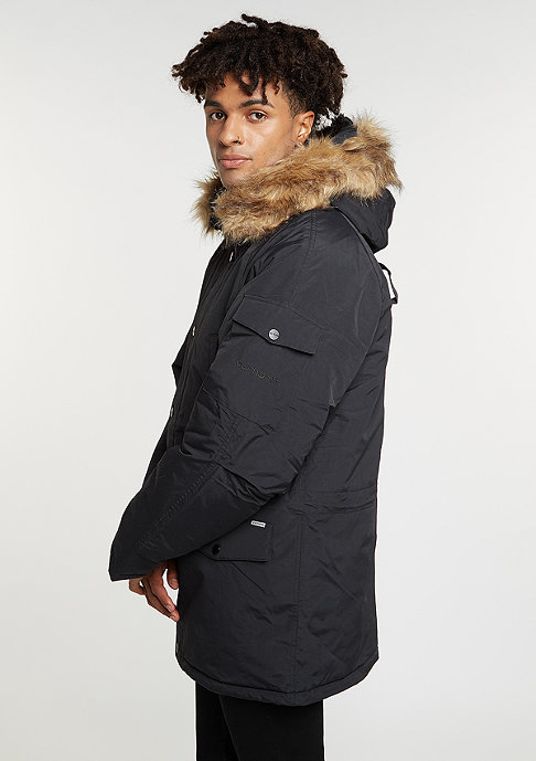 Carhartt WIP Jacke Anchorage Parka black/black