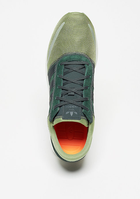 adidas Laufschuh Los Angeles utility ivy/tent green/core black