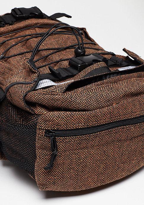 Forvert Rucksack New Louis flannel light brown