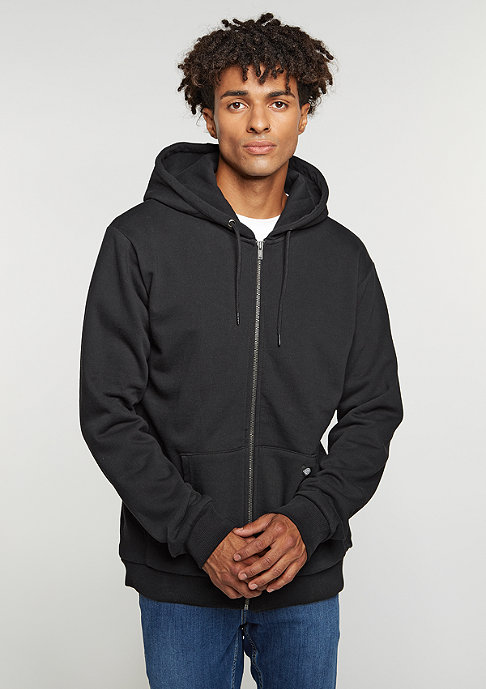 Dickies Hooded-Zipper Kingsley black