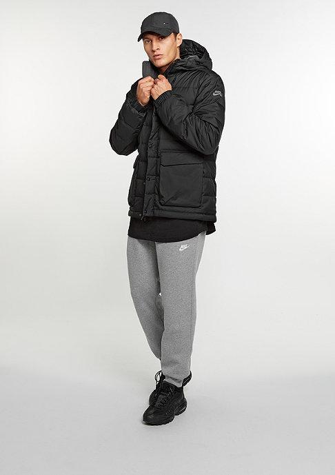 NIKE SB Winterjacke 550 Down black/anthracite/warm grey