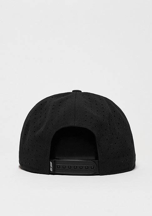 NIKE SB Trucker-Cap Reflect Perf black/black/reflect black