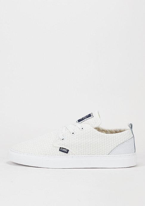 Djinn's Schuh Low Lau 2.0 Summer Mesh white