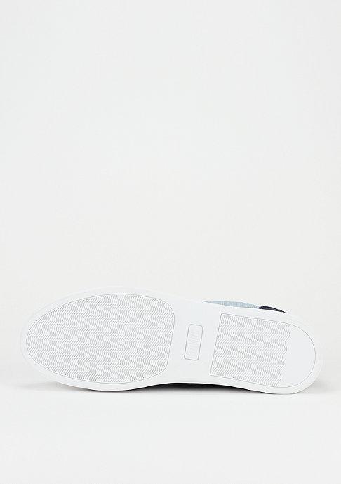 Djinn's Schuh LowLau 2.0 Denim 3.0 light indigo/navy