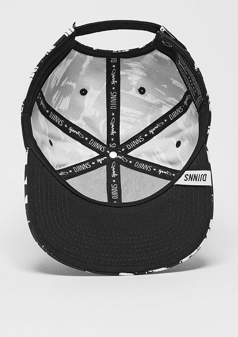 Djinn's Baseball-Cap 6P CV Yawn black
