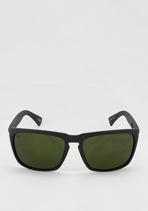 Electric Sonnenbrille Knoxville XL matte black/melanin grey