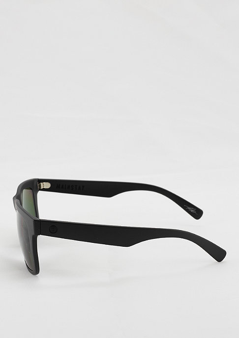 Electric Sonnenbrille Mainstay matte black/melanin grey