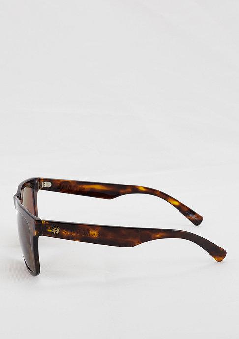 Electric Sonnenbrille Mainstay tortoise shell/melanin bronze
