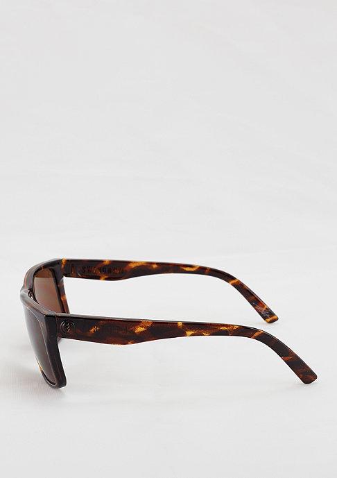 Electric Sonnenbrille Swingarm tortoise shell/melanin bronze