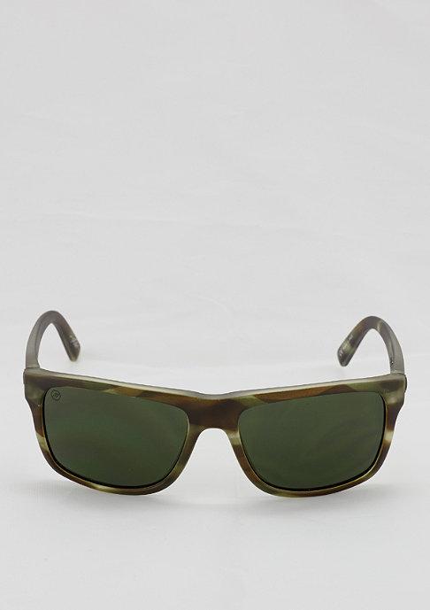 Electric Sonnenbrille Swingarm matte olive/melanin grey