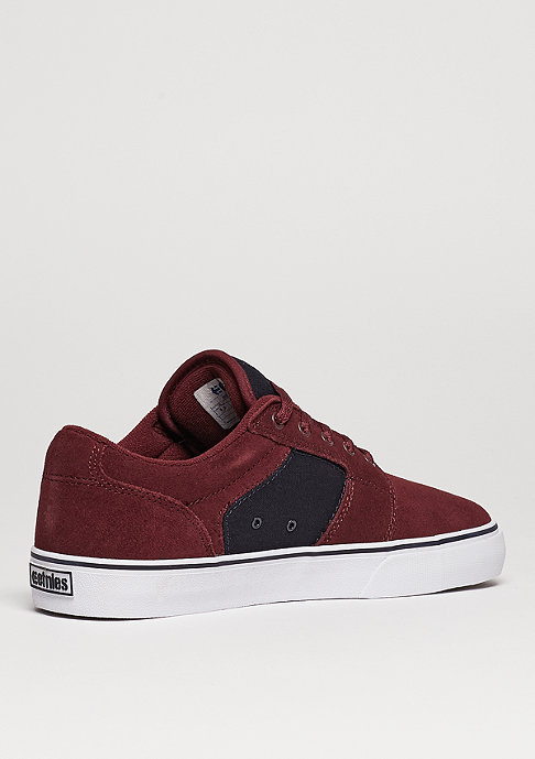 Etnies Skateschuh Barge LS red/navy