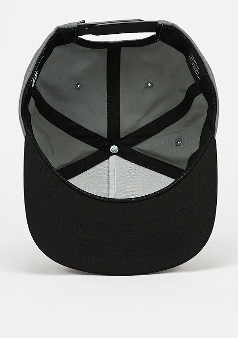 Etnies Snapback-Cap Corporate 5 grey/black