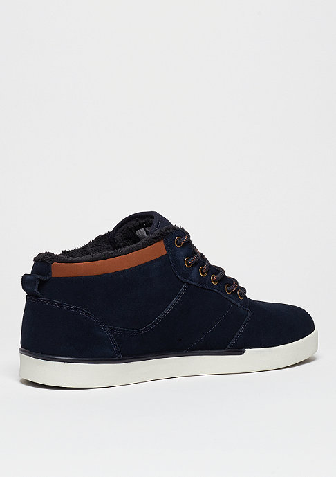 Etnies Schuh Jefferson Mid navy/brown/white