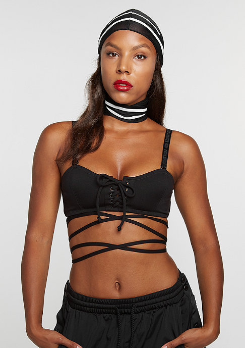Puma Fenty by Rihanna Lacing Cami Bra black