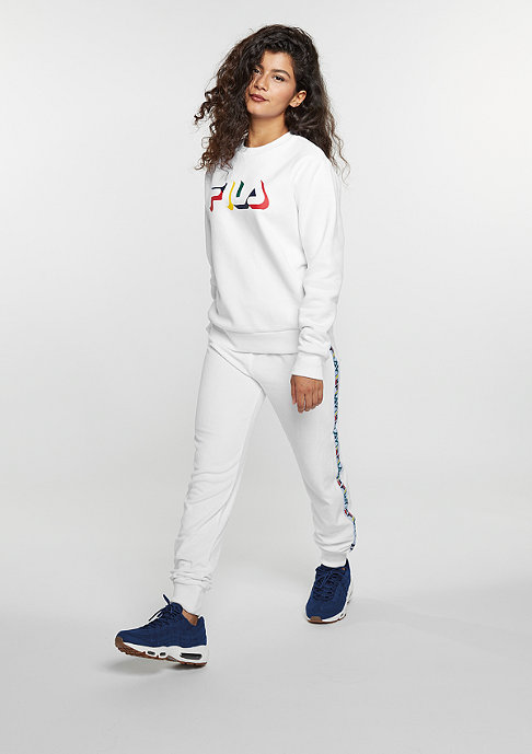 Fila Trainingshose Dolly white