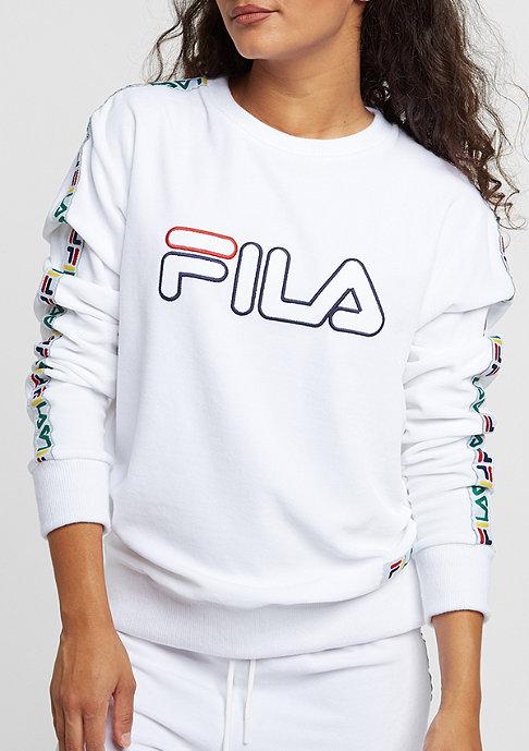 Fila Sweatshirt Eliza white