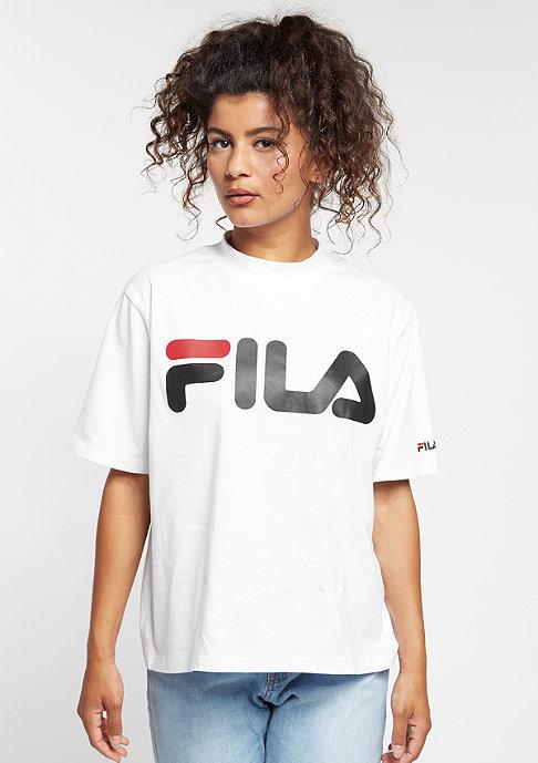 Fila T-Shirt Eva bright white