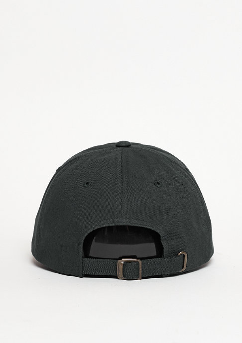 Flexfit Strapback-Cap Low Profile Cotton Twill black