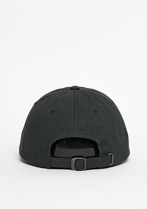 Flexfit Strapback-Cap Low Profile Cotton Twill black