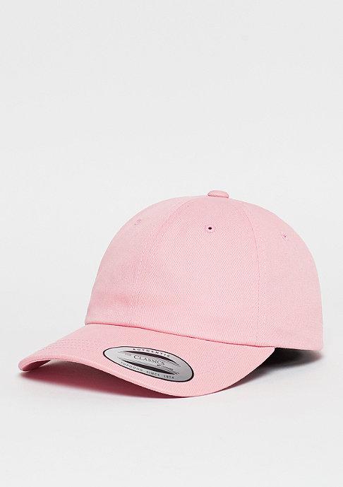 Flexfit Strapback-Cap Low Profile Cotton Twill pink