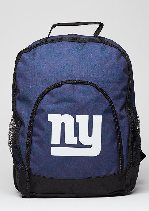 Forever Collectibles Rucksack Camouflage NFL New York Giants navy