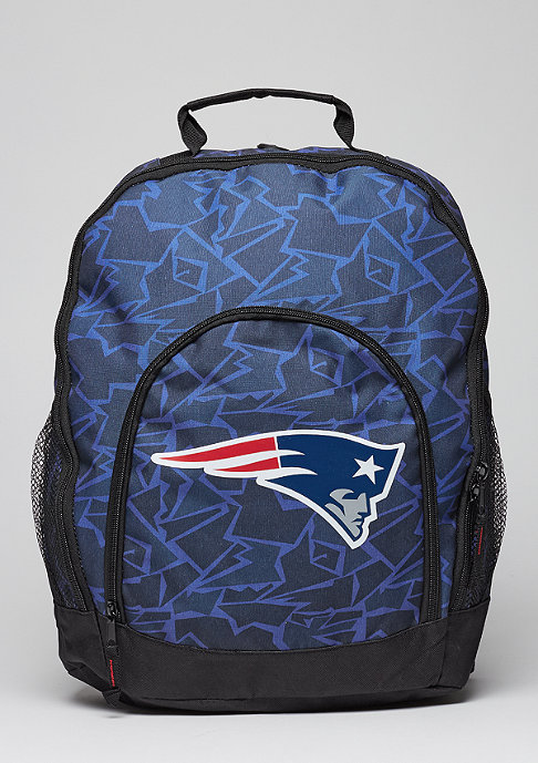 Forever Collectibles Rucksack Camouflage NFL New England Patriots navy
