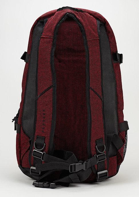 Forvert Rucksack New Laptop Louis flannel red