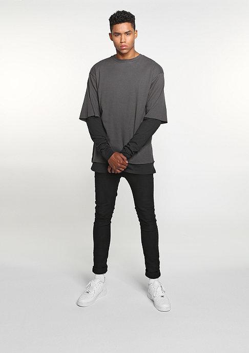 Future Past Longsleeve Layering grey/black
