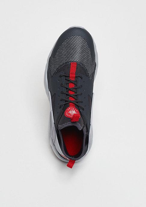 NIKE Laufschuh GS Air Huarache Run Ultra anthracite/wolf grey/gym red