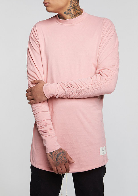 Granted Longsleeve Turtle Neck Tee muted pink