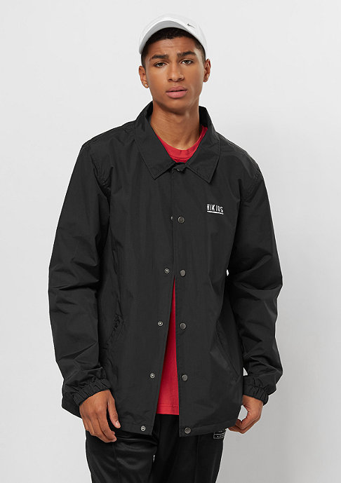 Team Coach Jacket black