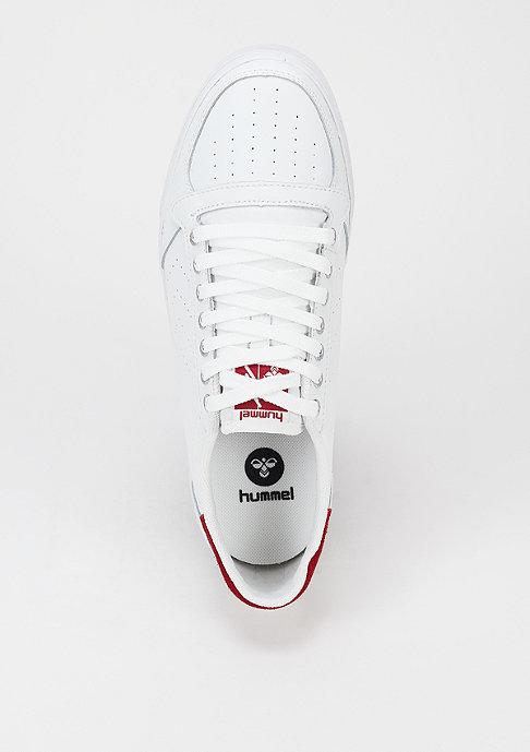 hummel Schuh Slimmer Stadil Ace white/red