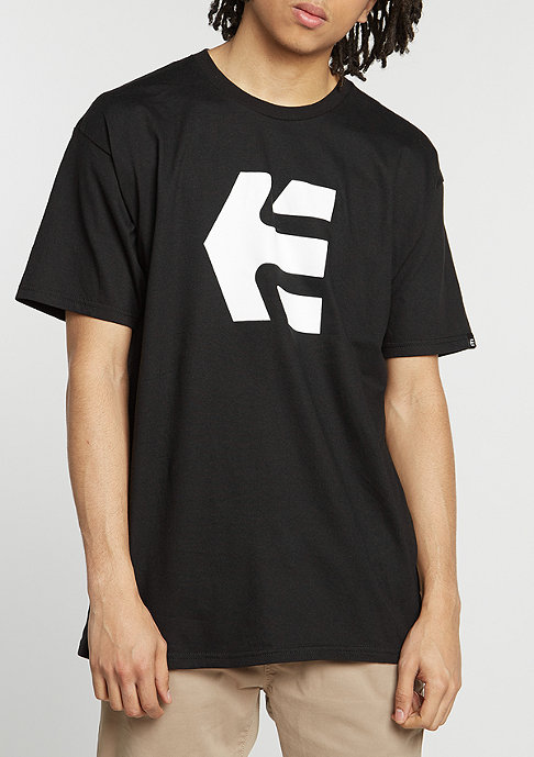 Etnies T-Shirt Icon 16 black