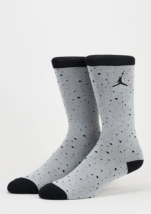 JORDAN Fashionsocke Jordan 4 wolf grey/black