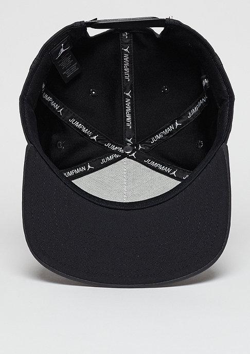 JORDAN Snapback-Cap Jordan 5 Retro black/black