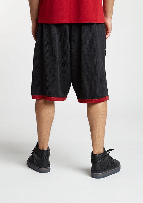 JORDAN Sport-Short Crossover black/gym red/gym red