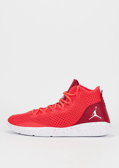 JORDAN Basketballschuh Reveal infrared/white/gym red