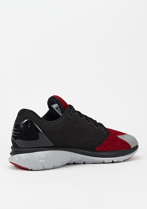 JORDAN Laufschuh ST Trainer black/gym red/wolf grey