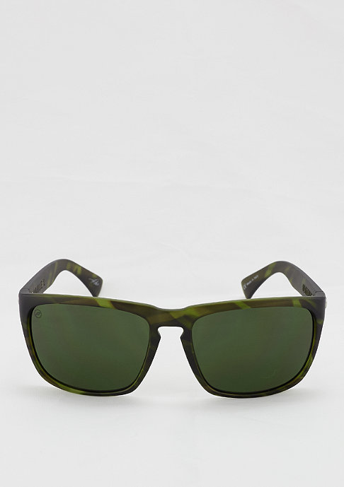 Electric Sonnenbrille Knoxville XL matte olive/melanin grey