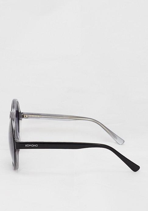 Komono Sonnenbrille Coco black/silver