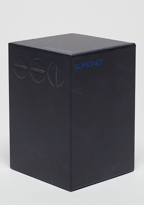 Komono Uhr Winston Regal blue new