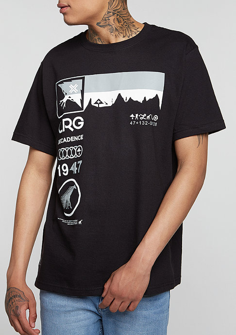LRG T-Shirt RC Decadence black