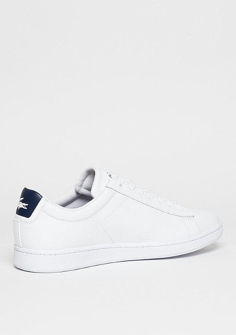 Lacoste Schuh Carnaby Evo G 316 6 SPM white/navy