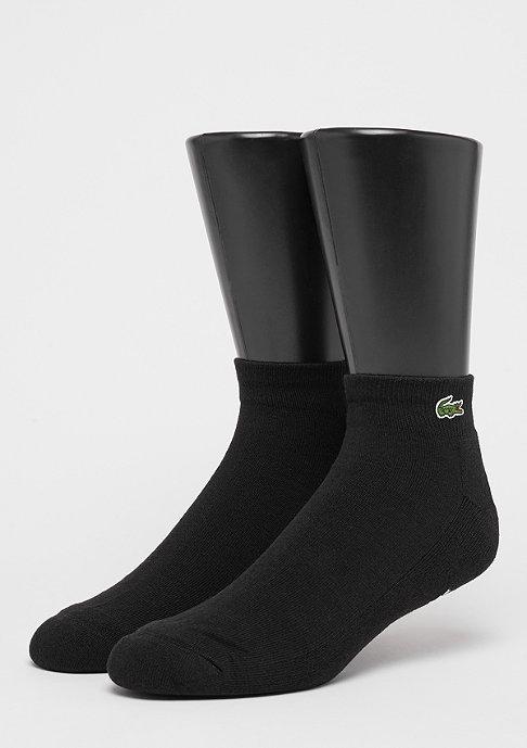 Men Socks tennis SNP black/silver shine