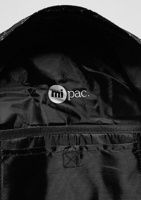 Mi-Pac Rucksack Cracked black/silver