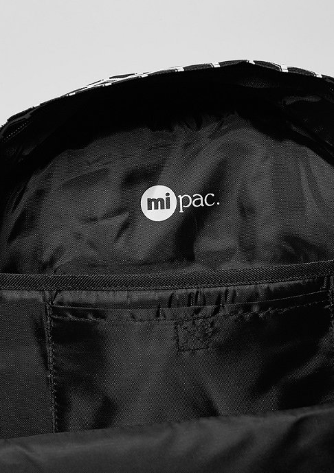 Mi-Pac Rucksack Honeycomb black/white