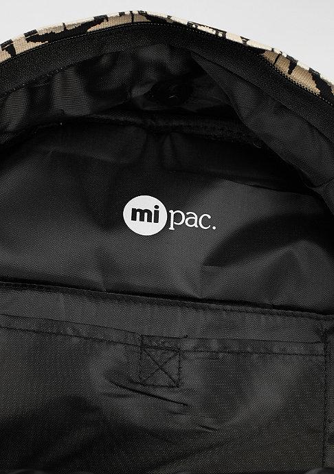 Mi-Pac Rucksack Ikat black