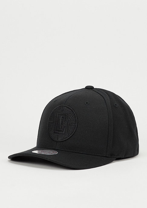 Mitchell & Ness Snapback-Cap 110 NBA Los Angeles Clippers black